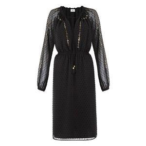 Altuzarra for Target Black Sequin Dress